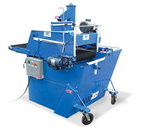 SB 06 bale breaker, automatic filler